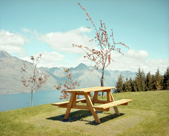 altblog – Emily Shur – Picnic Table, Queenstown