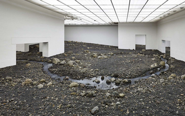 altblog – olafureliasson – Riverbed