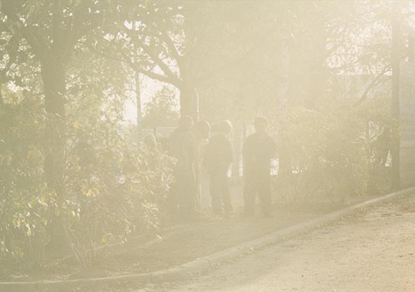 Altblog – Ola Rindel – children between trees